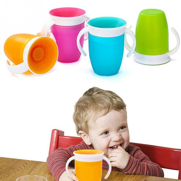 Baby Learning Drinking Water Cup