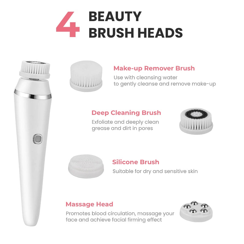 Fabulous Facial Cleansing Brush Fabulous Skin Co