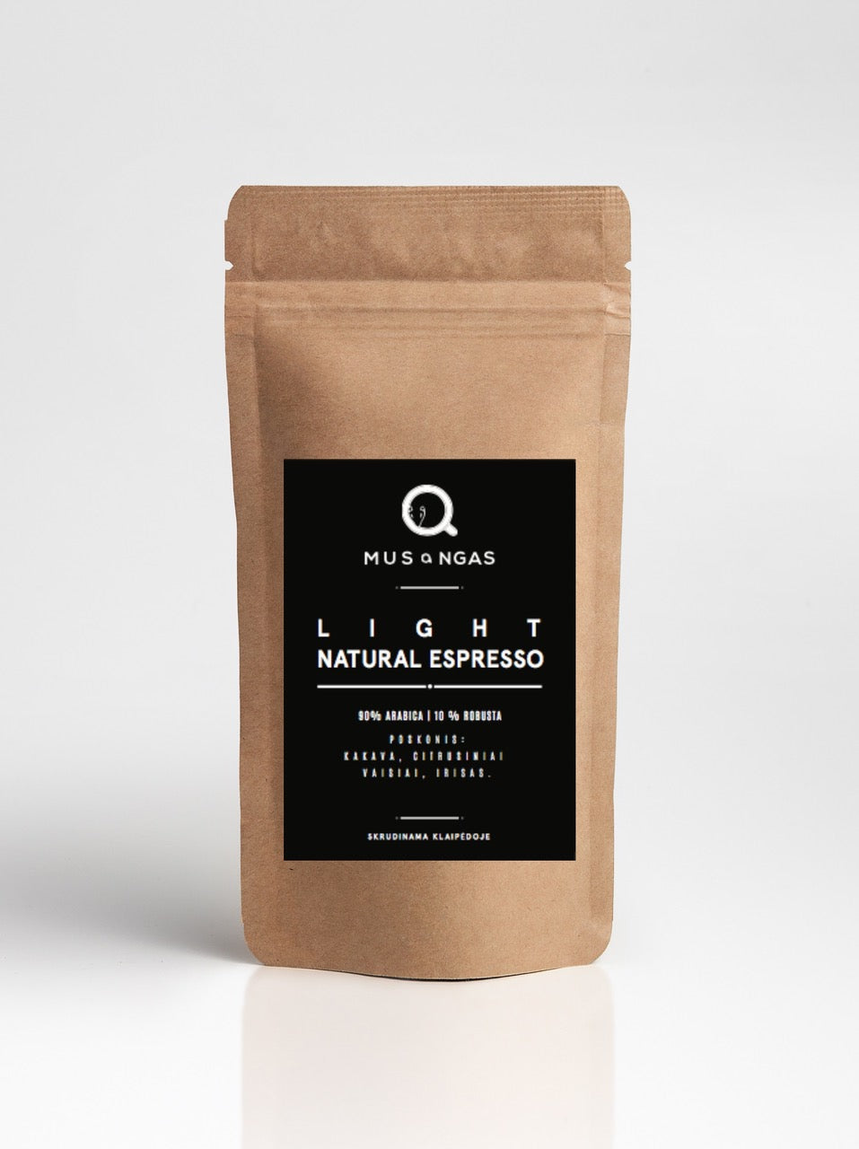 LIGHT NATURAL ESPRESSO