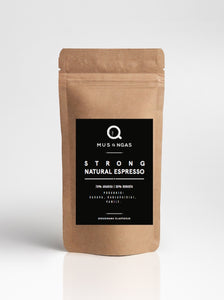 STRONG NATURAL ESPRESSO