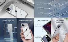 Load image into Gallery viewer, Ultra Thin Soft Clear Case For iPhone 11 Pro Max XS Max Xr 11Pro
