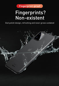 Ultra Thin Slim Luxury Phone Case For iPhones