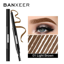 Load image into Gallery viewer, 4 Colors Waterproof Eyebrow Long Lasting Eye brow Pencil