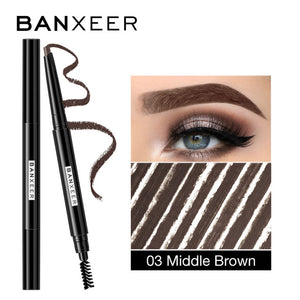 4 Colors Waterproof Eyebrow Long Lasting Eye brow Pencil