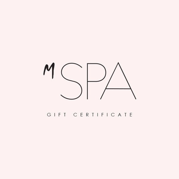 Matilda Spa Gift Certificates