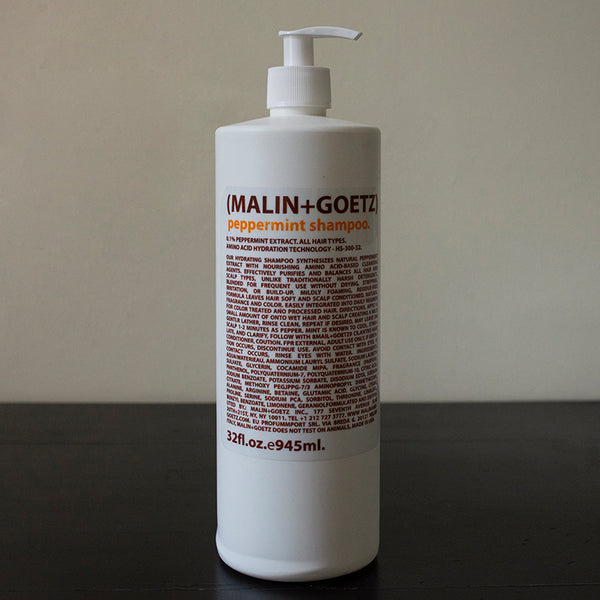 Peppermint Shampoo Malin+Goetz (32 oz)
