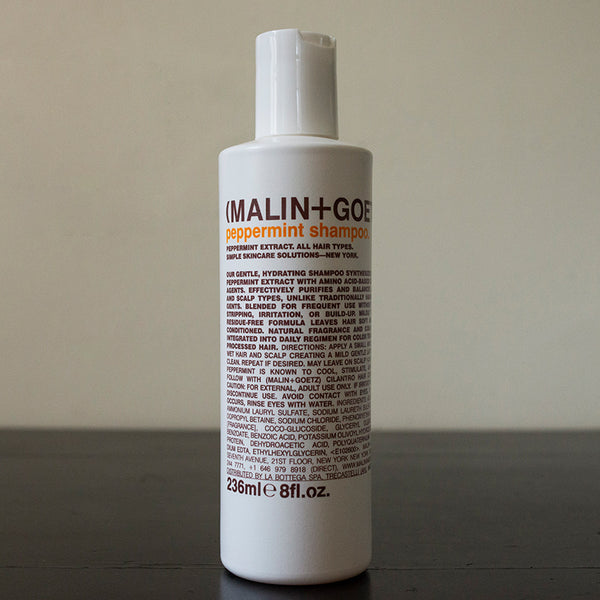 Peppermint Shampoo Malin+Goetz (8 oz)