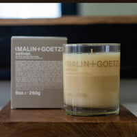 Malin+Goetz Vetiver Candle