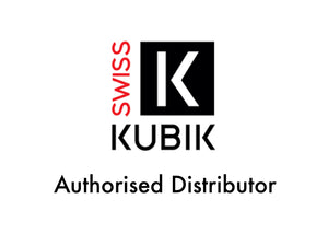 SwissKubik logo authorised distributor picture for Elite Watch Winders and Safes home page. www.elitesafes.co.uk