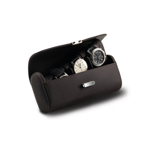 Scatola del Tempo gallery picture of travel case for Elite Watch Winders and Safes home page. www.elitesafes.co.uk