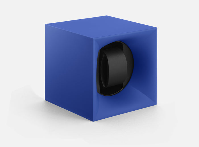 SwissKubiK Startbox Blue Single Watch Winder