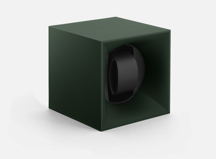 SwissKubiK Startbox Green Single Watch Winder