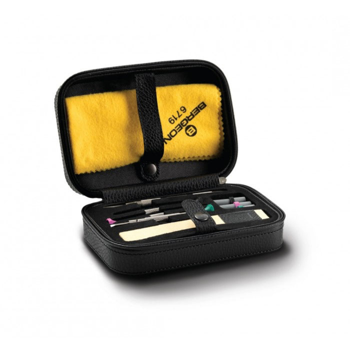 Scatola del Tempo Black Tool Box