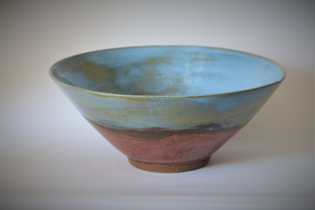 Serving Bowl Landscape