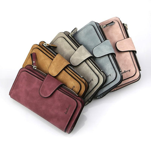 Clutch Casual Women Wallets