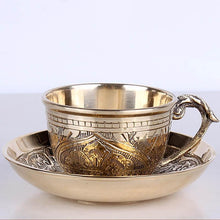 Load image into Gallery viewer, Arabic Indian Copper Tea Cup