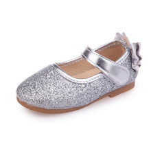 Load image into Gallery viewer, Mumoresip Glitter Leather Girls Shoes