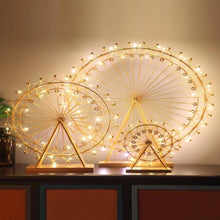 Load image into Gallery viewer, Ferris Wheel Table Lamp