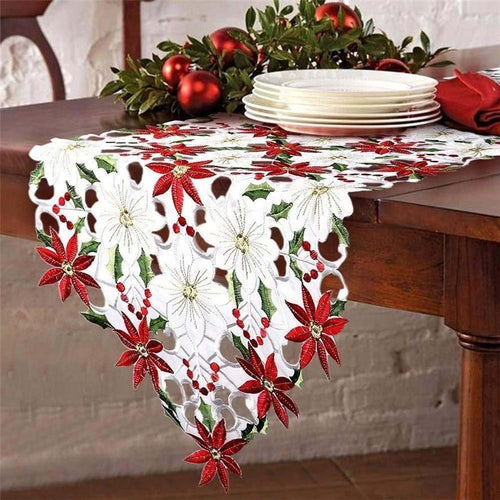 NEW Christmas Tablecloth