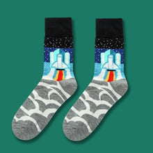 Load image into Gallery viewer, color comfortable pair sock
