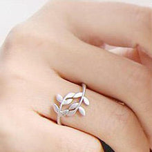 Load image into Gallery viewer, Fashion Silver Golden Women's Ring
