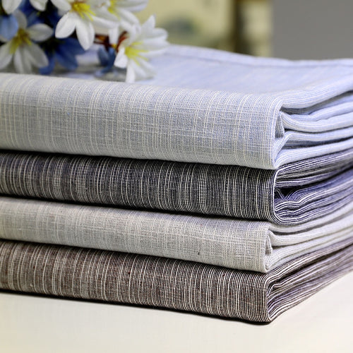 Korean Cotton Linen Tablecloth
