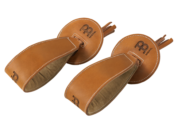 Meinl Professional Leather Straps, Pair