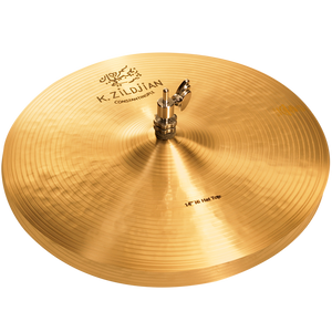 "ZILDJIAN 14"" K CONSTANTINOPLE HIHAT - BOTTOM"