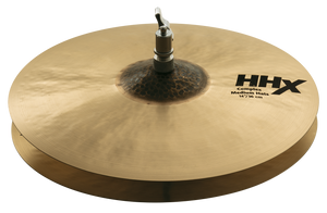 "SABIAN 14"" HHX Complex Medium Hat - Top"