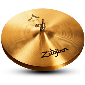 "15"" A Zildjian New Beat Hi-Hat - Top"