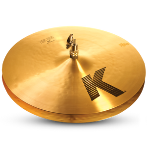 "ZILDJIAN 16"" K LIGHT HIHAT - BOTTOM"
