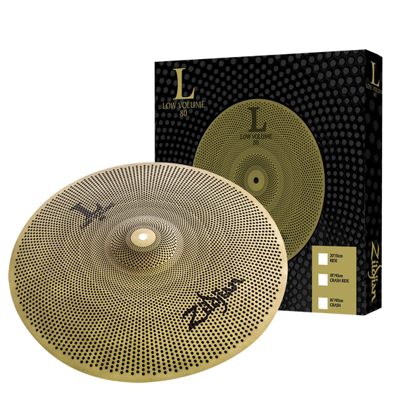 Zildjian L80 Low Volume Splash Cymbal 10