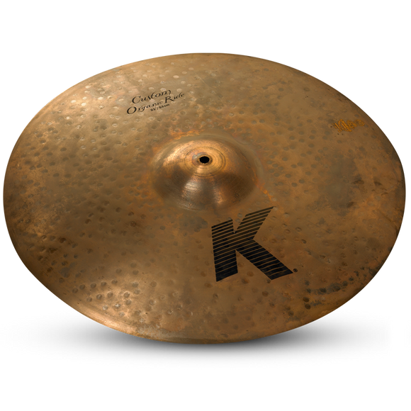 Zildjian K Custom Organic Ride 21