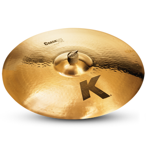 "ZILDJIAN 21"" K CRASH RIDE"