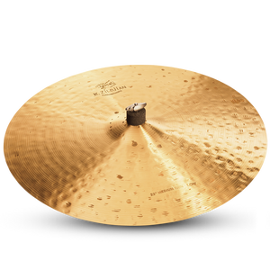 "ZILDJIAN 22"" K CONSTANTINOPLE MEDIUM THIN RIDE, LOW"