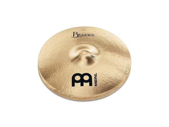 Meinl Byzance Brilliant Medium Hihat, Pair 14