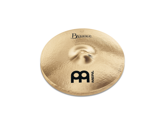 Meinl Byzance Brilliant Medium Hihat, pair 13
