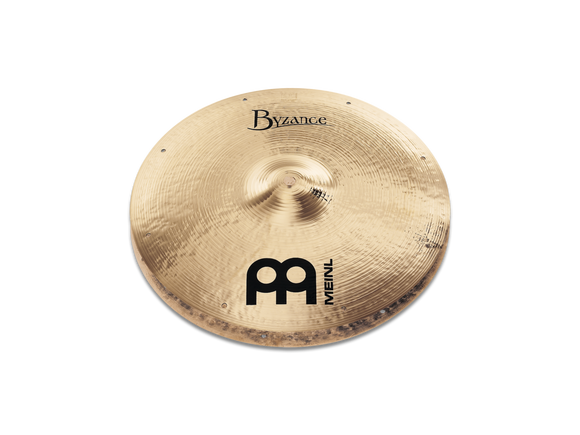 Meinl Byzance Brilliant Fast Hihat, Pair 14