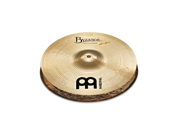 Meinl Byzance Brilliant Serpents Hihat, Pair 14