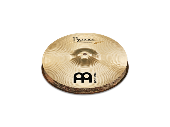 Meinl Byzance Brilliant Serpents Hihat, Pair 13