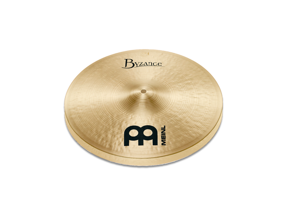 Meinl Byzance Traditional Heavy Hihat, Pair 14