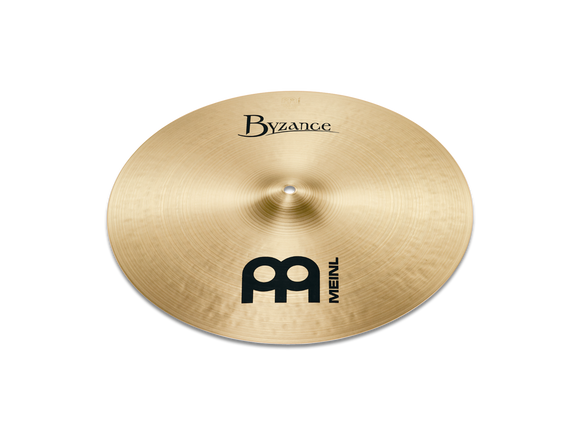 Meinl Byzance Traditional Thin Crash 16