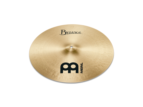 Meinl Byzance Traditional Thin Crash 15