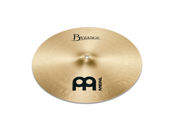 Meinl Byzance Traditional Medium Thin Crash 16