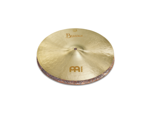 Meinl Byzance Jazz Thin Hihat, Pair 13