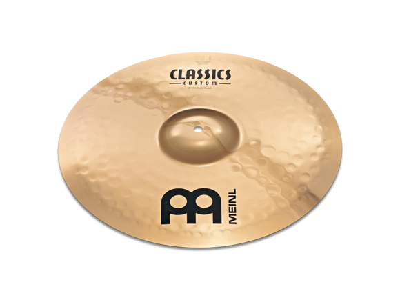 Meinl Classics Custom Powerful Crash 18