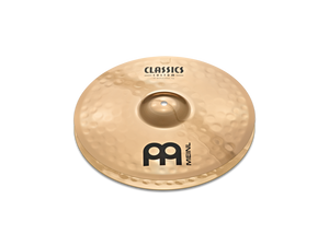 Meinl Classics Custom Powerful Hi Hats, Pair 14""