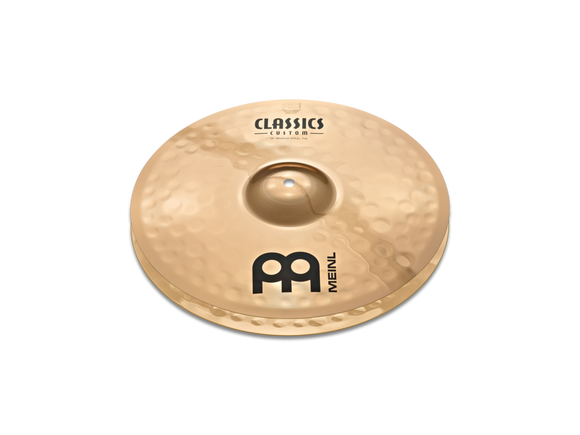 Meinl Classics Custom Powerful Hi Hats, Pair 14