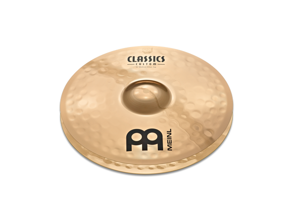 Meinl Classics Custom Medium Hi Hats, Pair 15