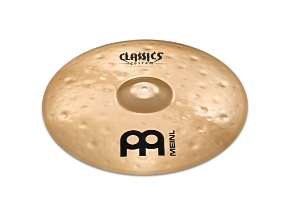 Meinl Classics Custom Extreme Metal Crash 18